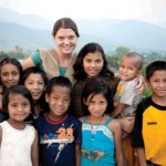 Maggie Doyne, a light of hope for the children in Surkhet, Nepal