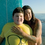 Izzy Paskowitz and his Surfer´s Healing school for children with autism